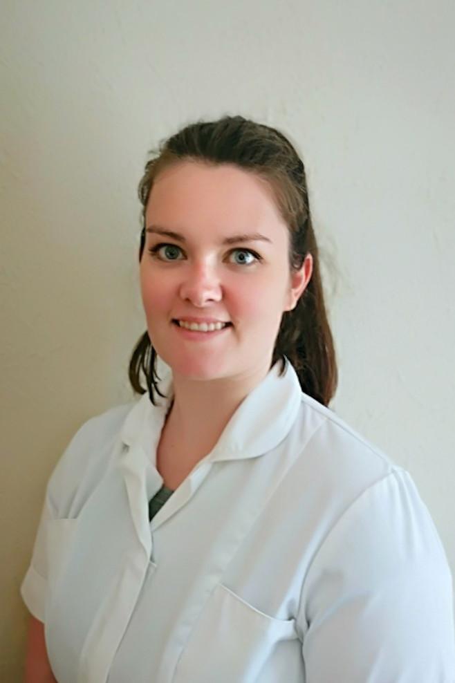 Kirsten Brown, Osteopath